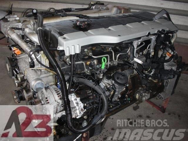 [Other] Silnik MAN D2676 Euro4 MAN TGA MAN TGS MAN TGX Sil