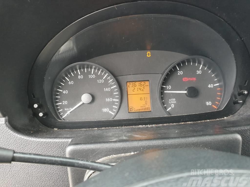 Mercedes-Benz Sprinter II  Kasten 316 CDI