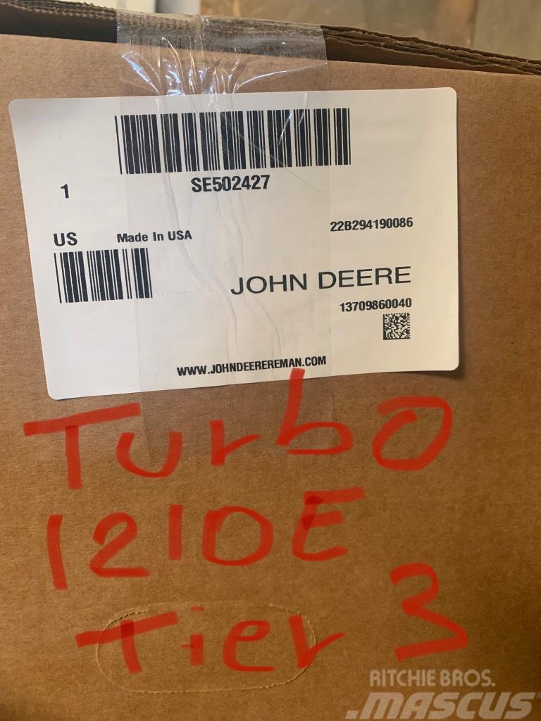 John Deere Turbo 1210E