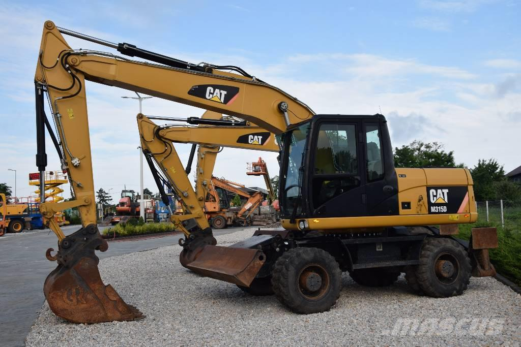 Used Cat Excavator For Sale In Uk