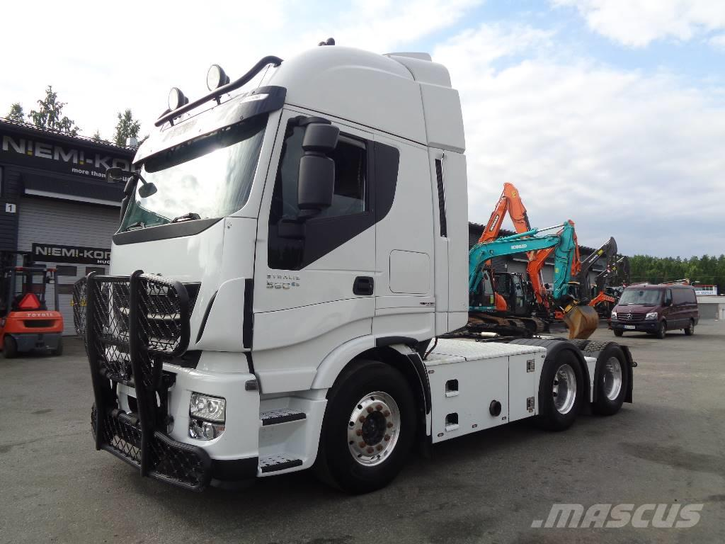 Iveco Stralis AS440S56 6X4