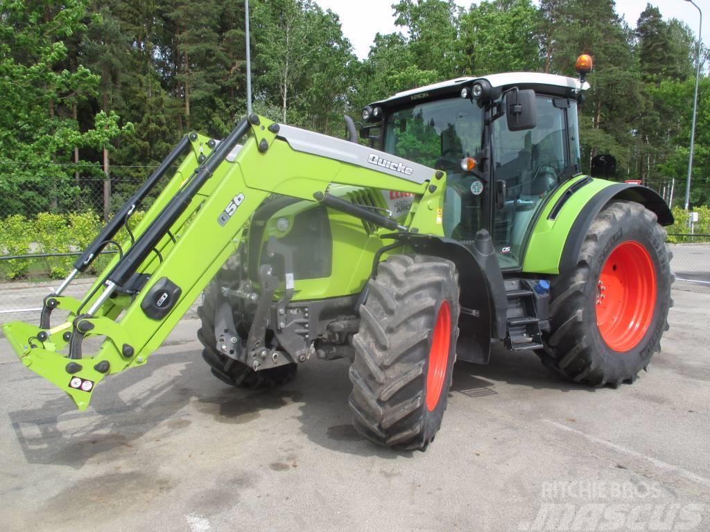 claas arion 460 q65 preis baujahr 2015 gebrauchte traktoren gebraucht kaufen und. Black Bedroom Furniture Sets. Home Design Ideas