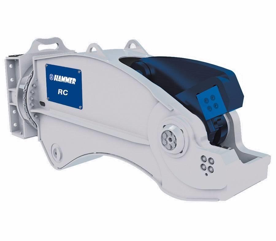Hammer RC2000 Rail Cutter 2320 kg