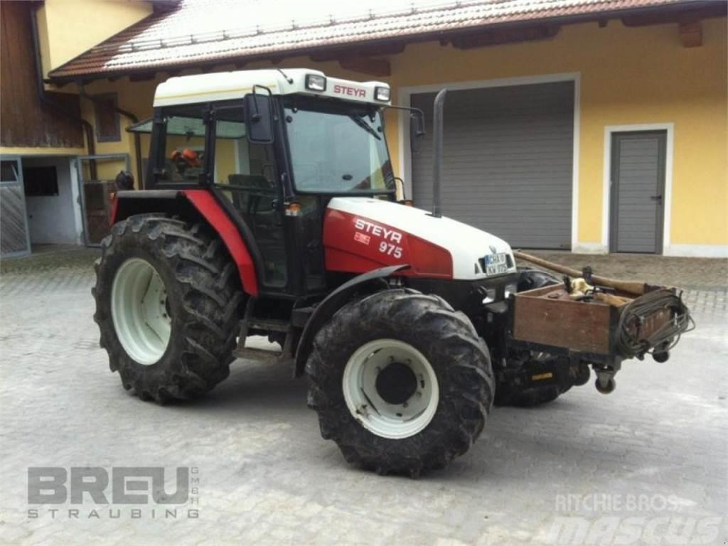 Steyr M 975 A
