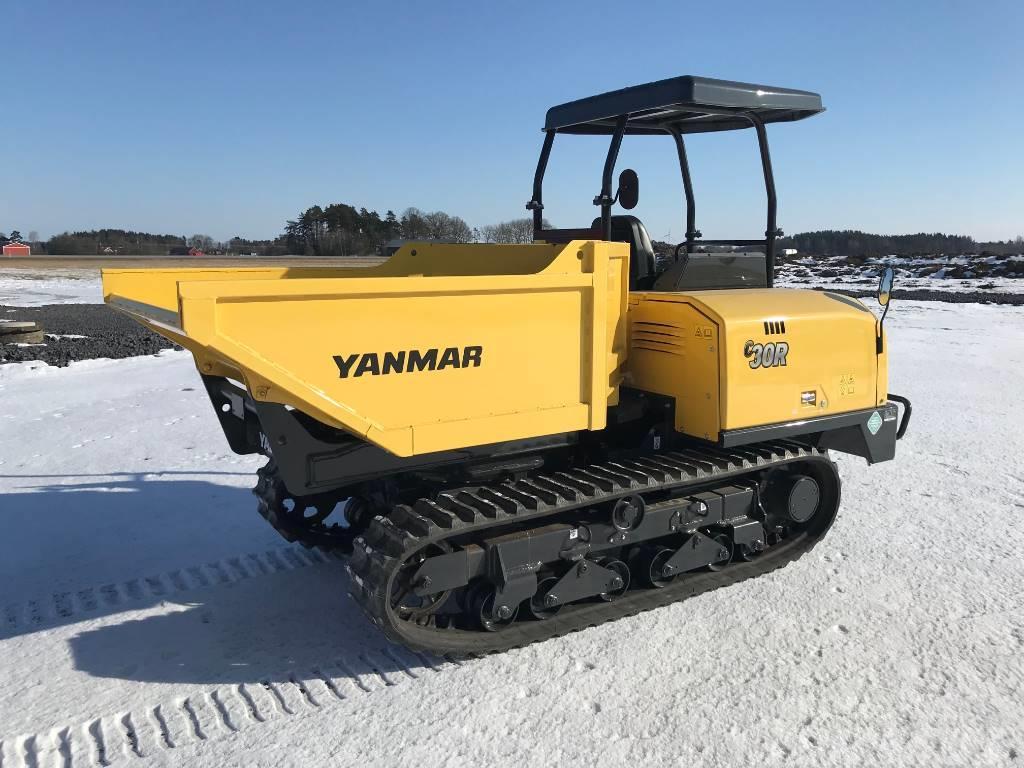 Yanmar C 30 R-3 TV