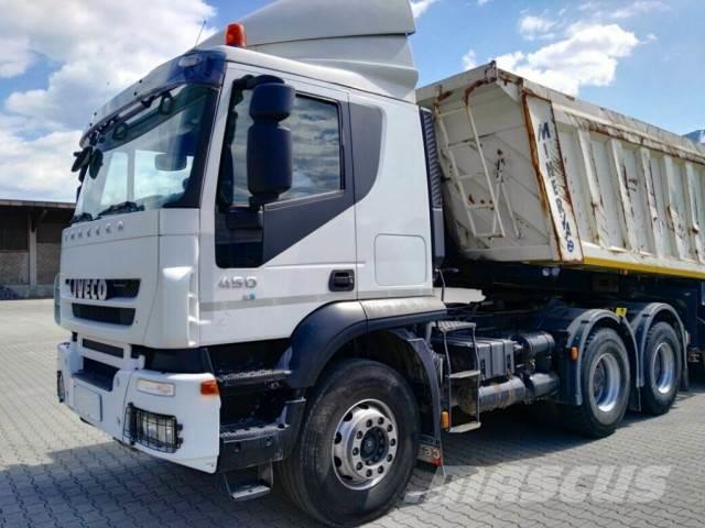 Iveco Trakker 720T45 big-axles Euro5