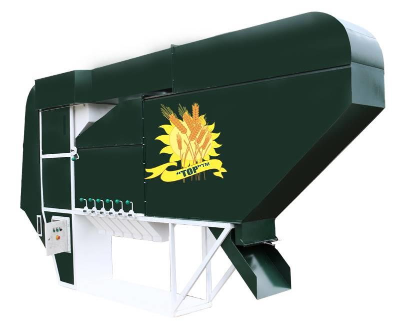 [Other] Grain cleaning equipment ТОР ИСМ-30-ЦОК