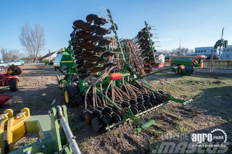 John Deere 740A, 6 m foldable mulch drill, 2.300 liter seed