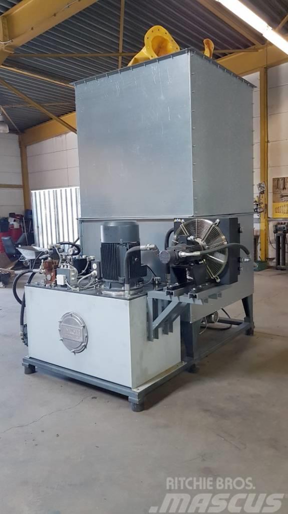 [Other] Brikettierpresse Weima TH 1000 Z, 22 kW