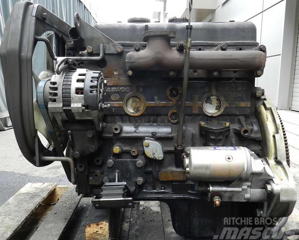 Doosan DB33A