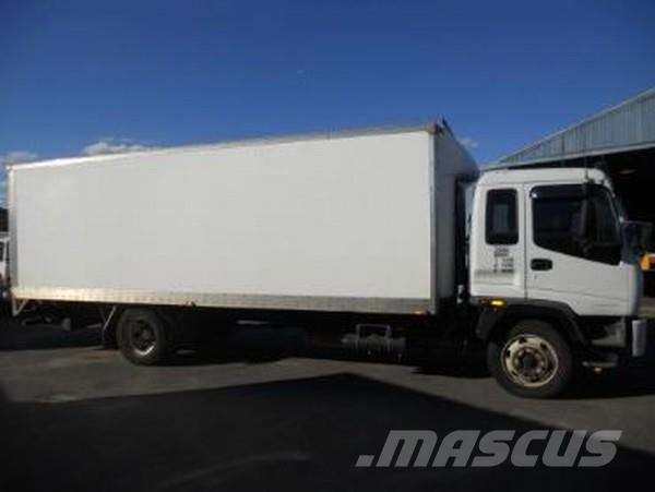Isuzu FVR 750 Long