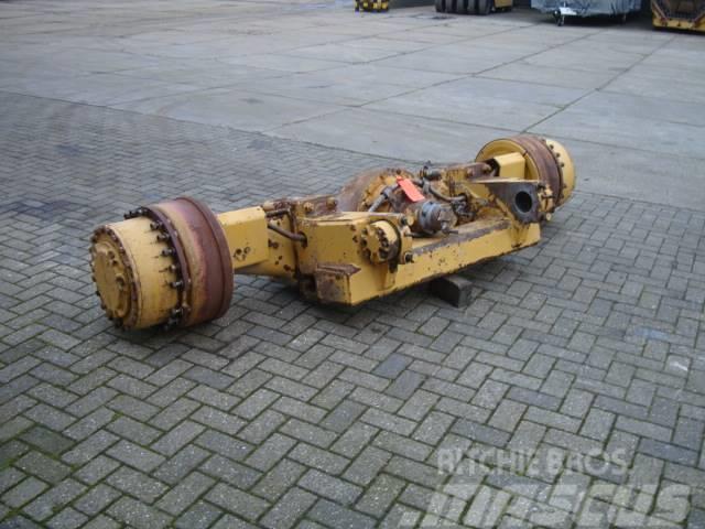 Caterpillar D350D/D400D/D350E/D400E/D25D/D30D