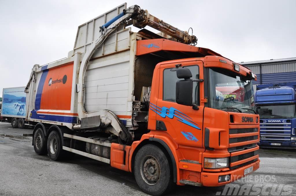 Scania P94 6X2 310