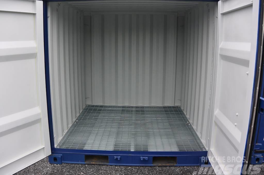 [Other] Miljöcontainer 8fots m uppsamlingsgolv