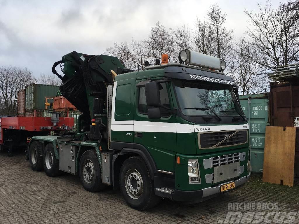 Volvo FM12 460