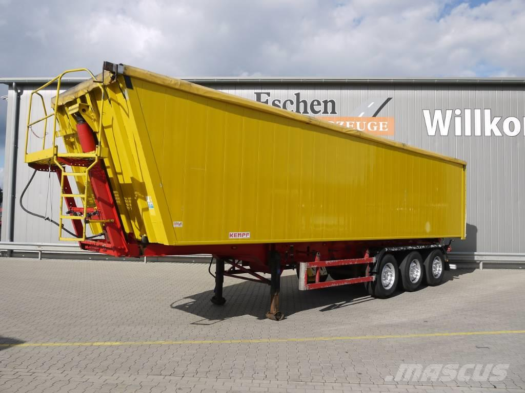 Kempf SKM 35/3, 53m³ Coilmulde, Luft/Lift