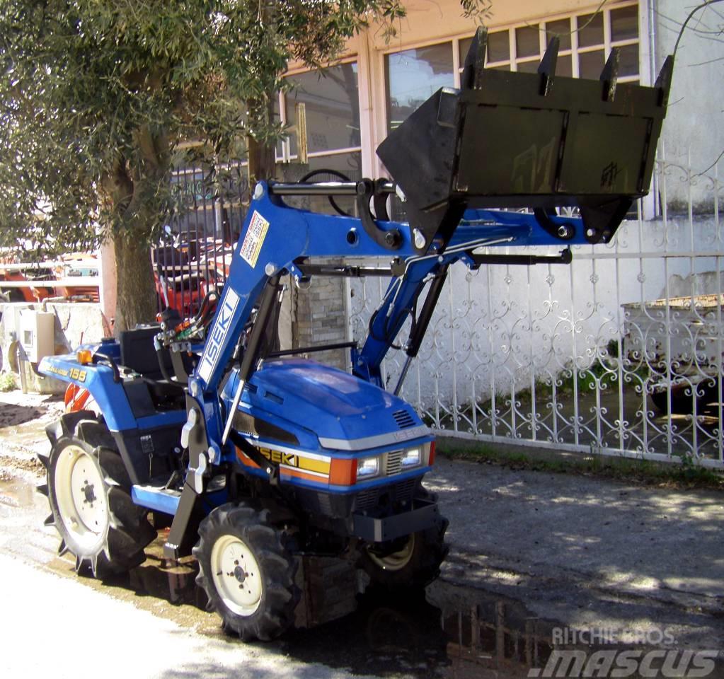 Iseki 155 4WD ΜΕ ΦΟΡΤΩΤΗ