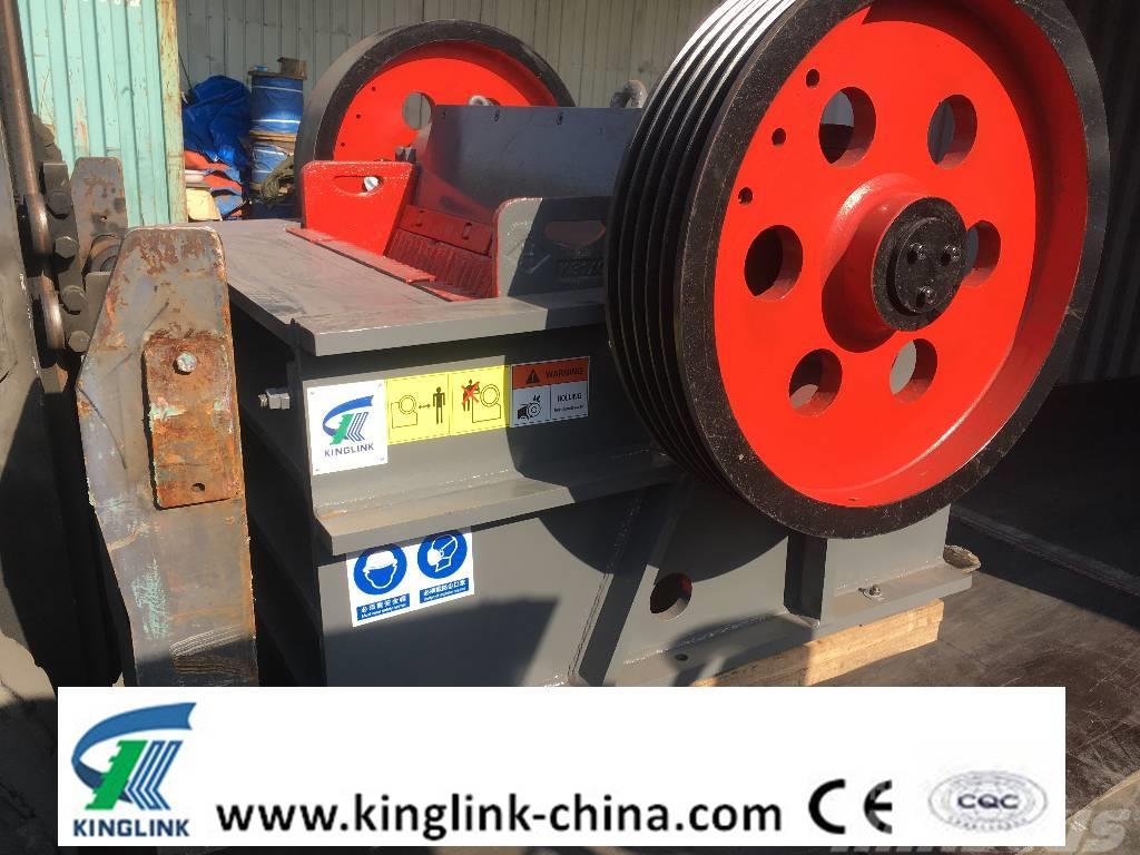 Kinglink Jaw Crusher PEX-250x1200