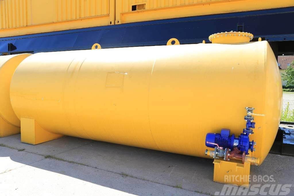 Lintec Dieseltank 16.000Liter inkl. KSB-Pumpe (neu/