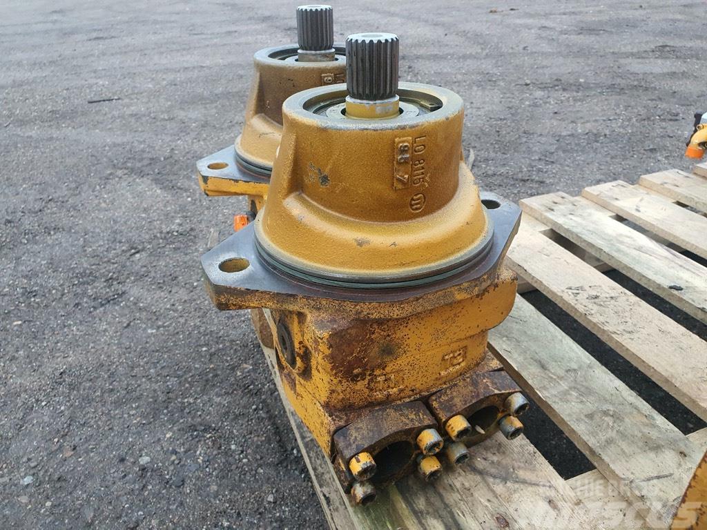 Liebherr R 964 B HYDRAULIC ENGINE