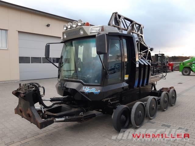 Leitner LH 500 W snowcat snowgroomer