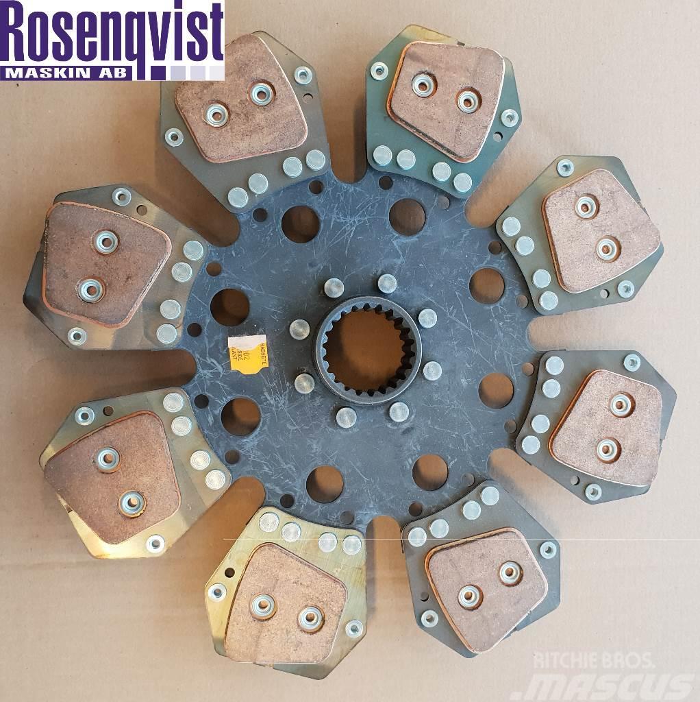 Deutz-Fahr Clutch disc 04344489