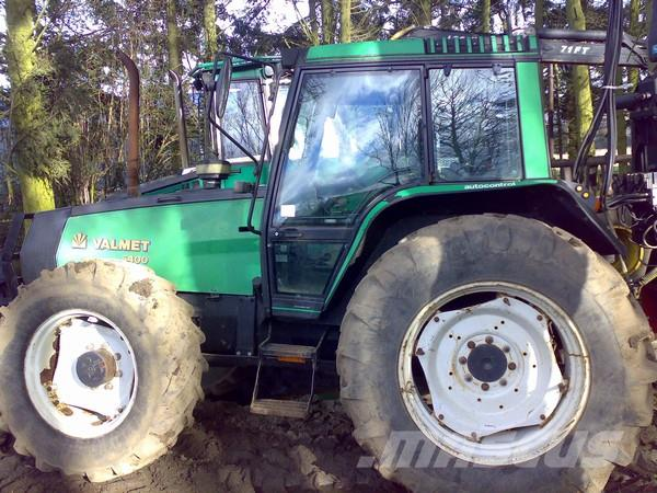 Valmet T130, T140, 8150, 6400 Tractor breaking for spares