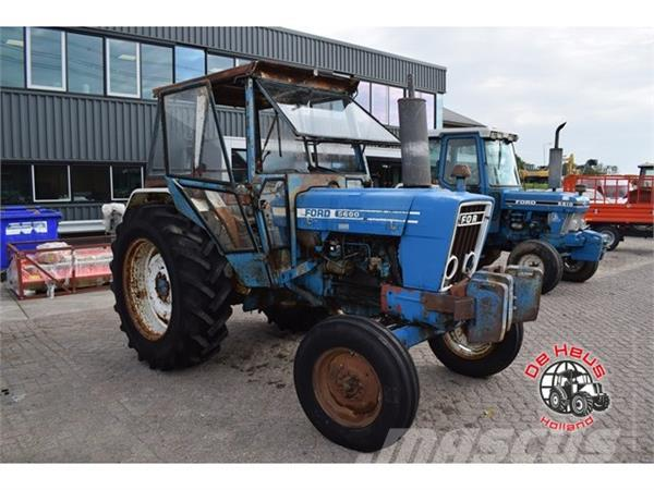 Ford 5600 Tractor : Used ford tractors year price for sale