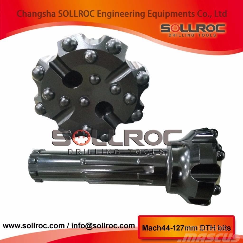 Sollroc DTH bits DHD340, M40, QL40, COP44, SD4