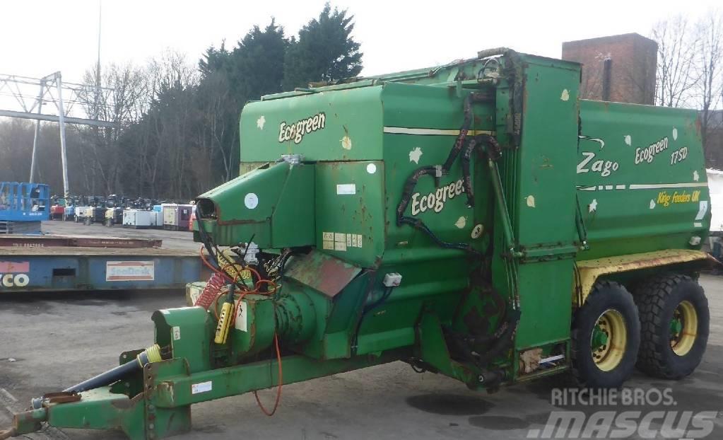 Zago Ecogreen 17SD