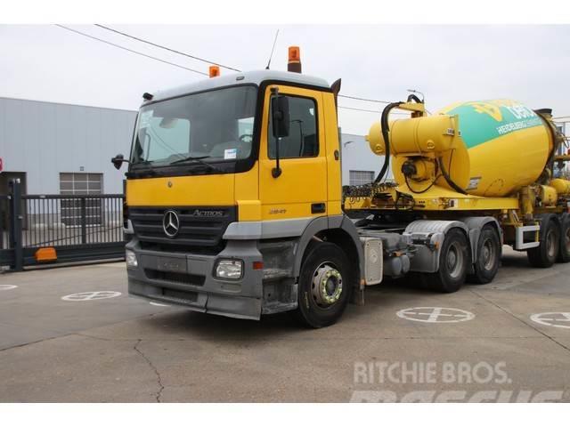 Mercedes-Benz ACTROS 2641 LS MP2 - BIG AXLES