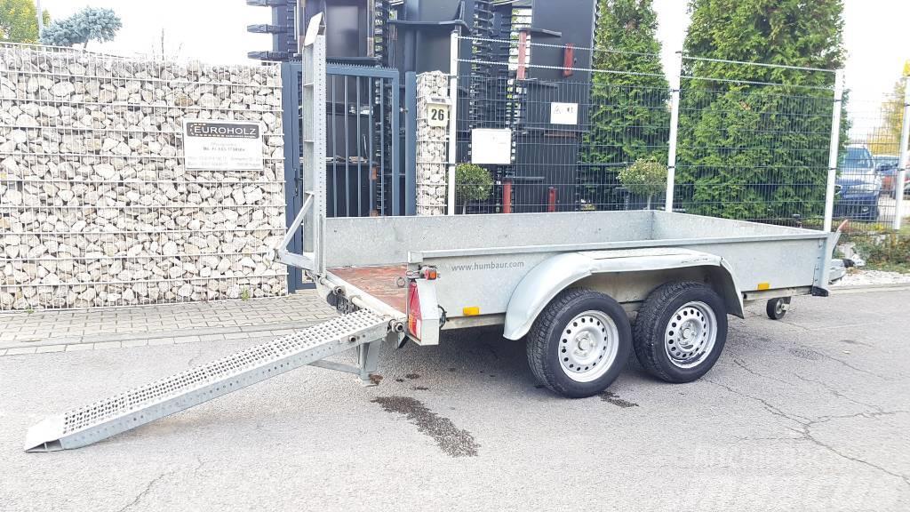 Humbaur HS GG 2500 kg Rampen Neu TÜV