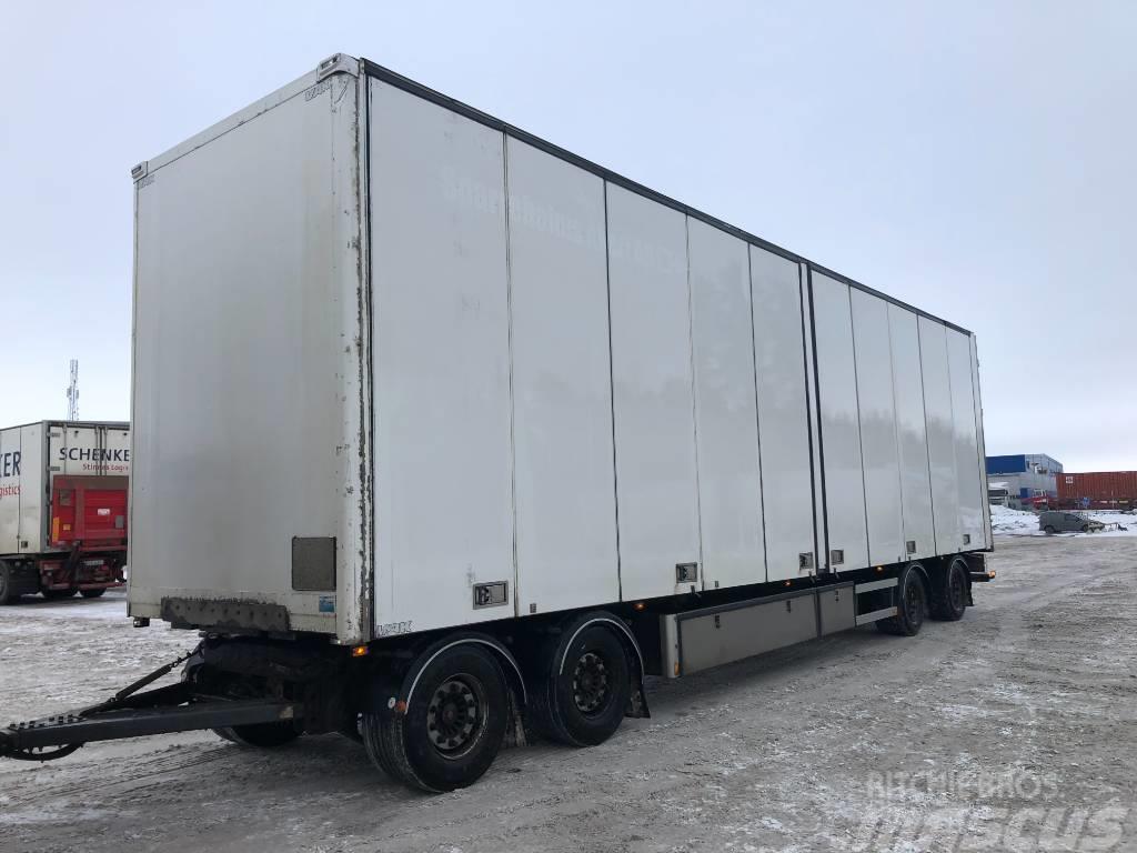 VAK V-4-40 Skåp släp   135 000:-