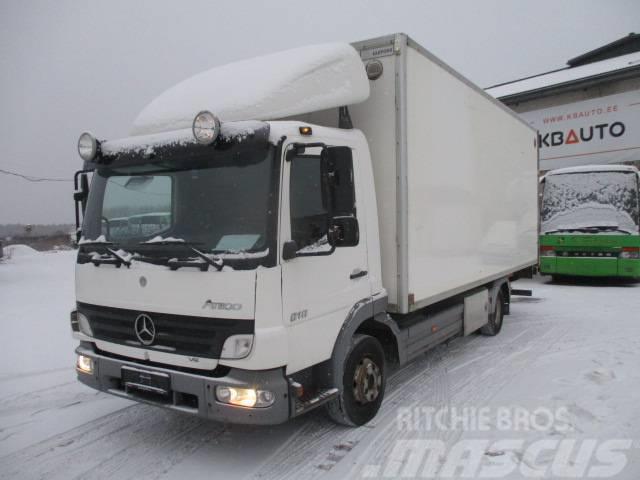 Mercedes-Benz Atego 818/42AT