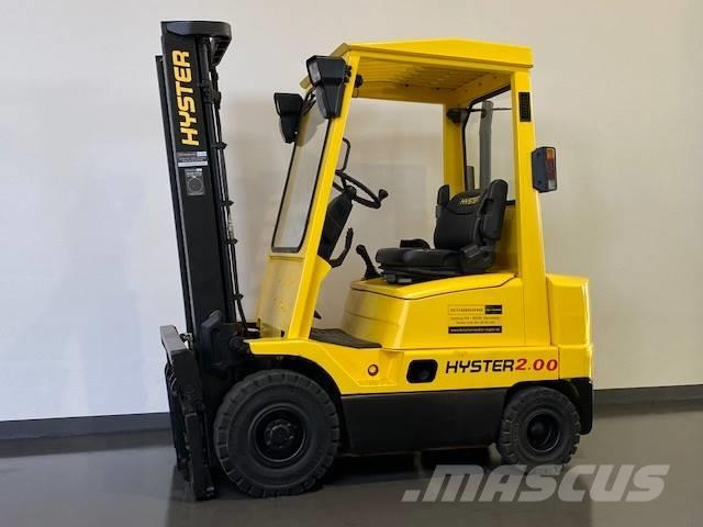 Hyster H 2.00 XMS