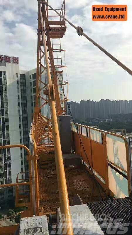 Zoomlion Tower Crane China : Zoomlion tower cranes price ? year of