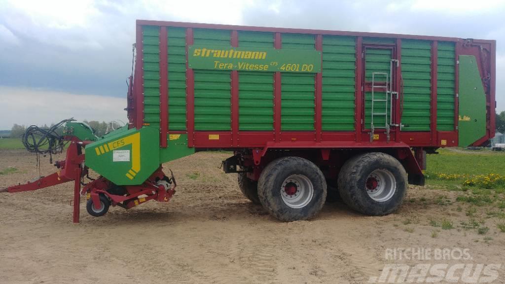 Strautmann Tera Vitesse 4601 DO