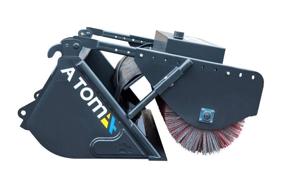 ATOM Щетка-накладка уборочная ( с баком)