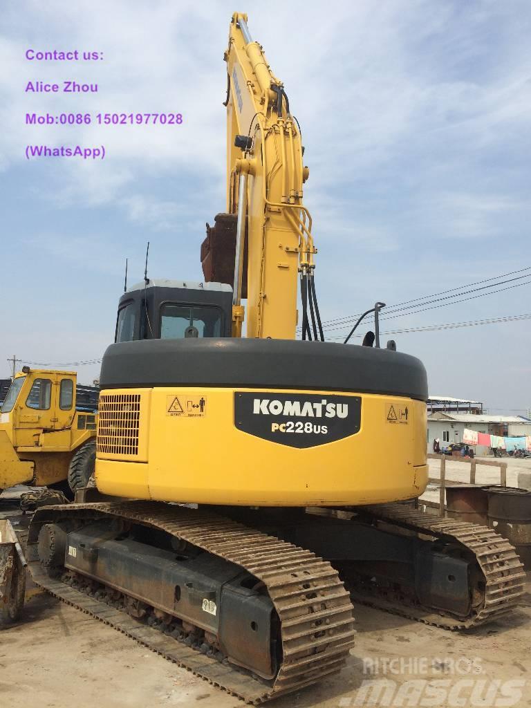 Komatsu PC228 US LC-3
