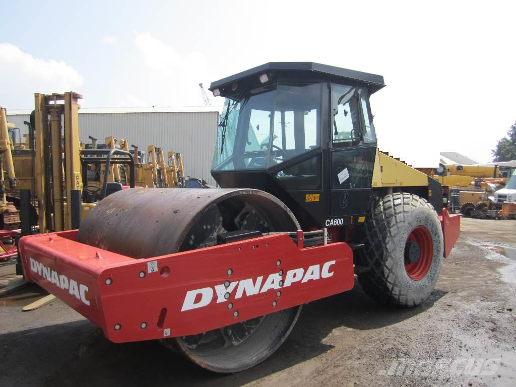 Dynapac CA600D
