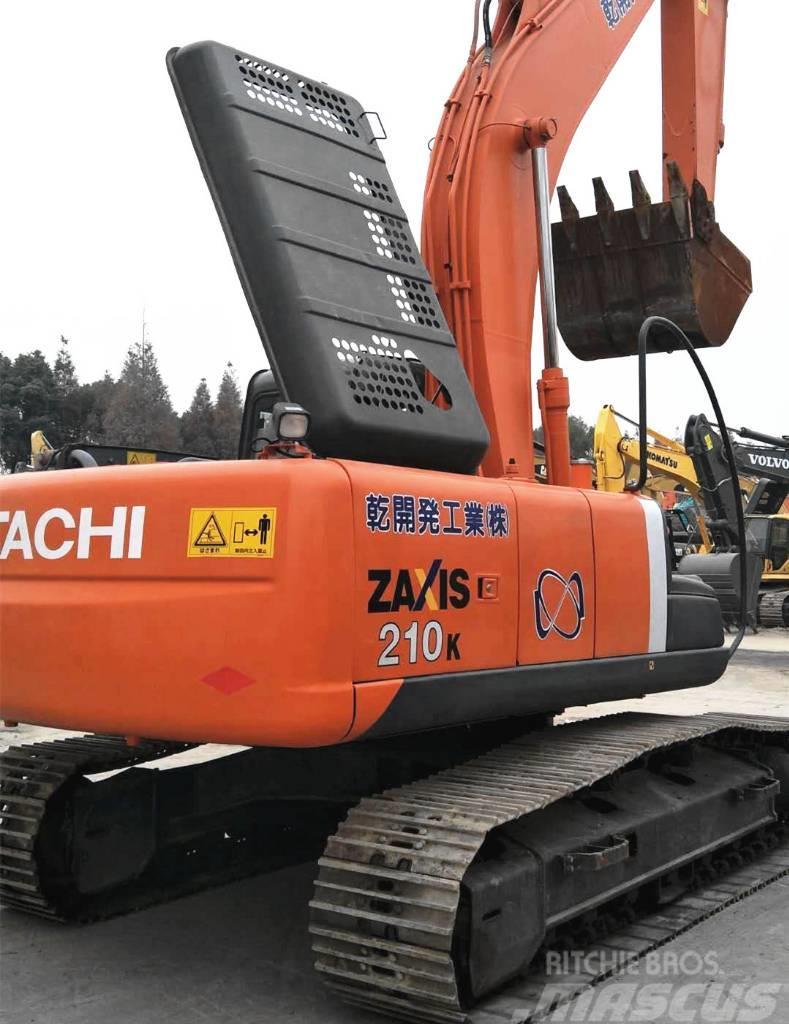 Hitachi ZX210