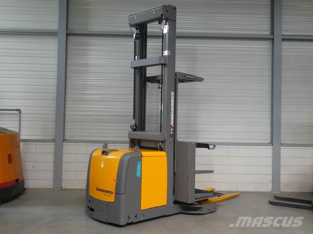 Jungheinrich EKS 308 L + i - 125 * 550 ZT * Wire guidance