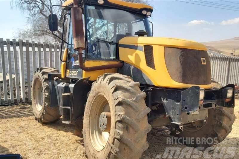 JCB Fastrac 3200 Tractor 4x4