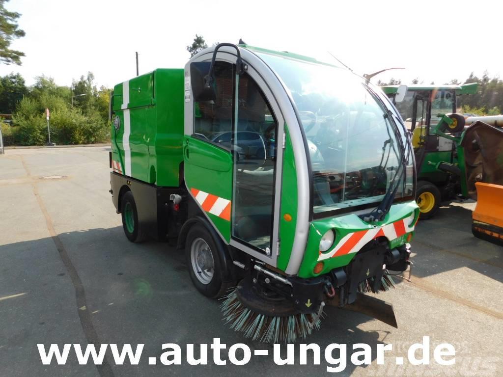 Bucher CC 2020 Citycat Kehrmaschine Intern(06444) Euro IV