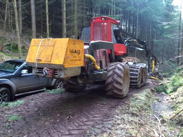 materiel forestier egletons