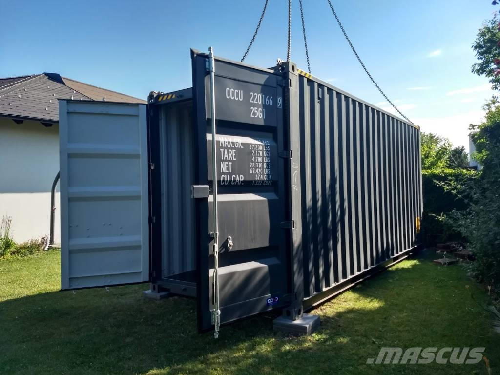 [Other] 20 HC Double Door  Frist Trip Container