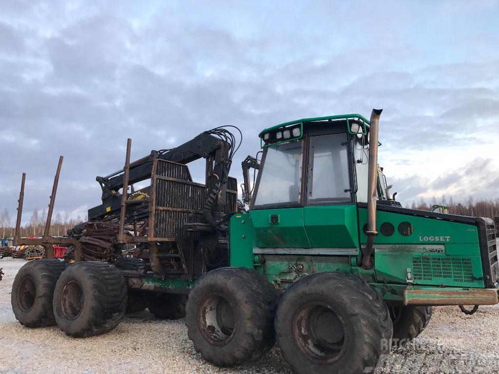 Logset 5F  in spareparts
