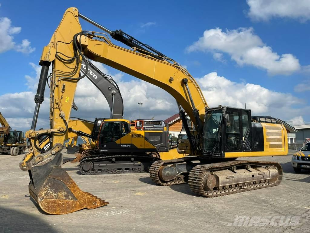 Caterpillar 336FLN XE mit OQ80
