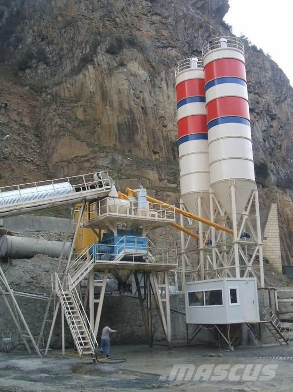 Constmach 60 m3/h - FIXED CONCRETE PLANT – CALL NOW !