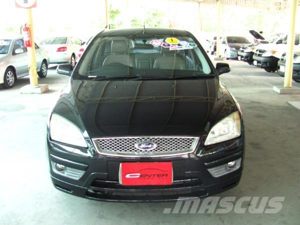 Ford FOCUS - 1.8 Ghia AT